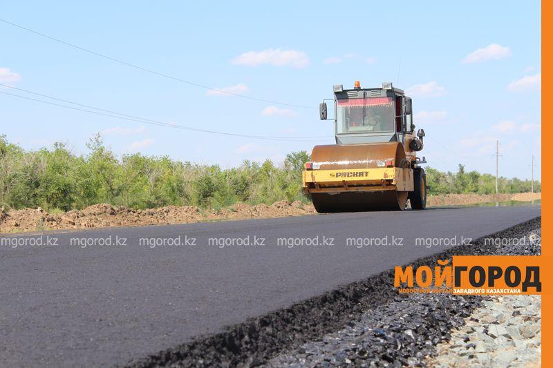 Новости Уральск - 90 километров дорог планируют отремонтировать по новым технологиям в ЗКО
