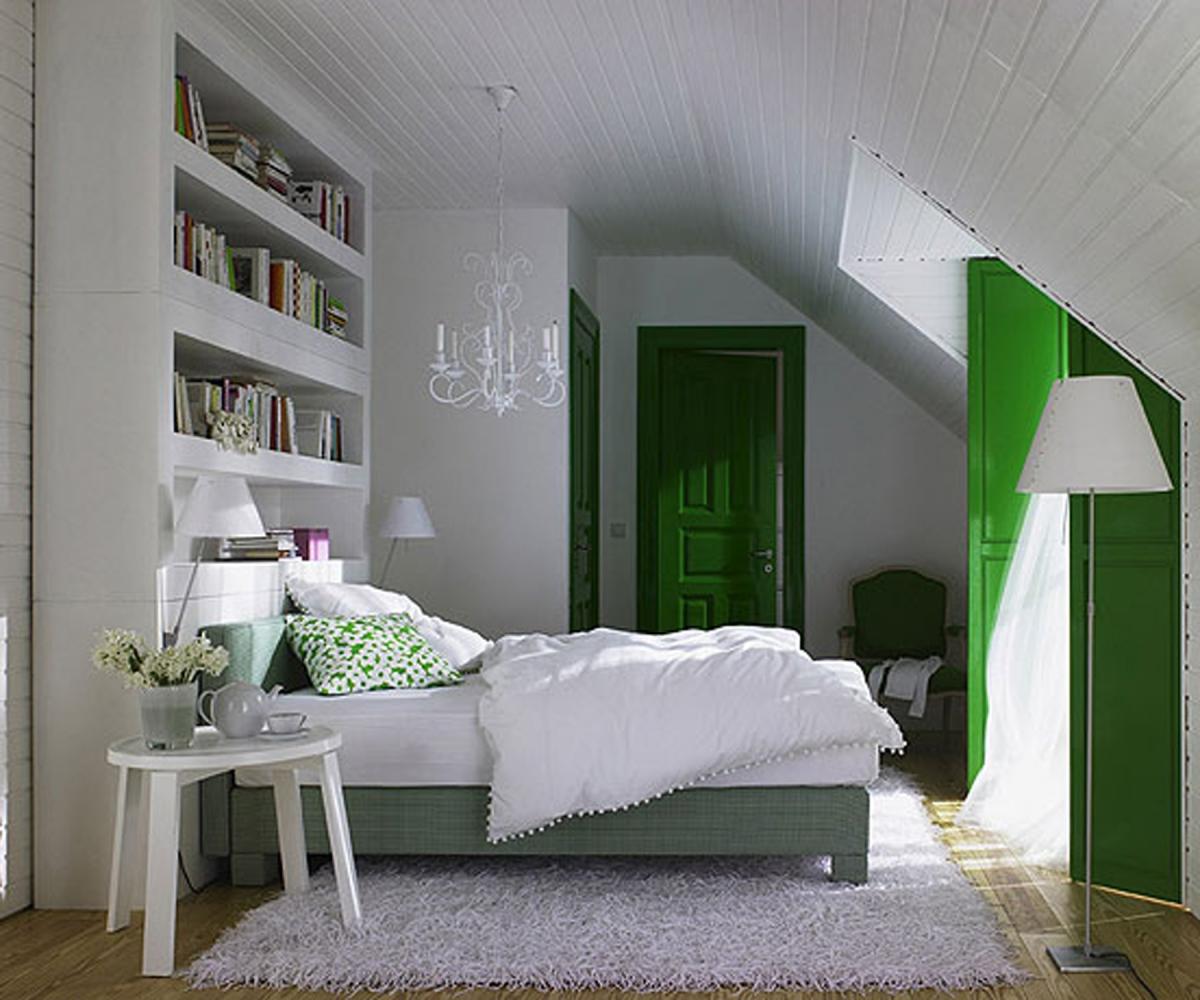 Новости PRO Ремонт - Переделываем тесную спальню с неправильными углами