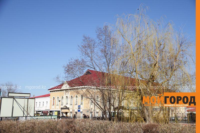 Новости Уральск - У каждого здания будет свой дизайн - аким Уральска