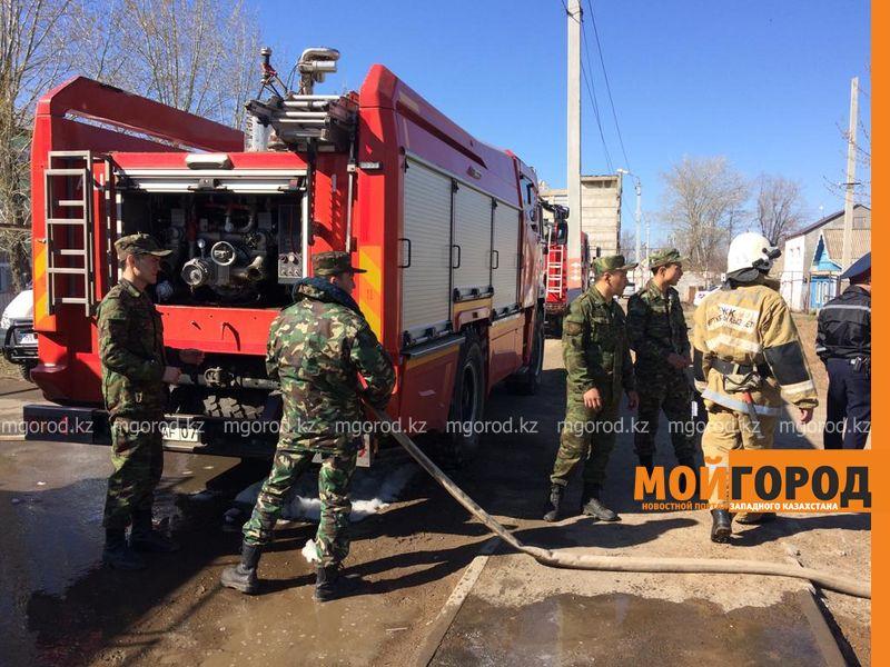 Новости Актобе - Мужчина и женщина сгорели в пожаре в Актобе