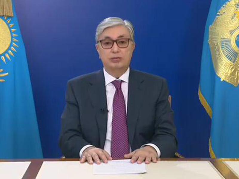 В Казахстане объявлены досрочные выборы президента