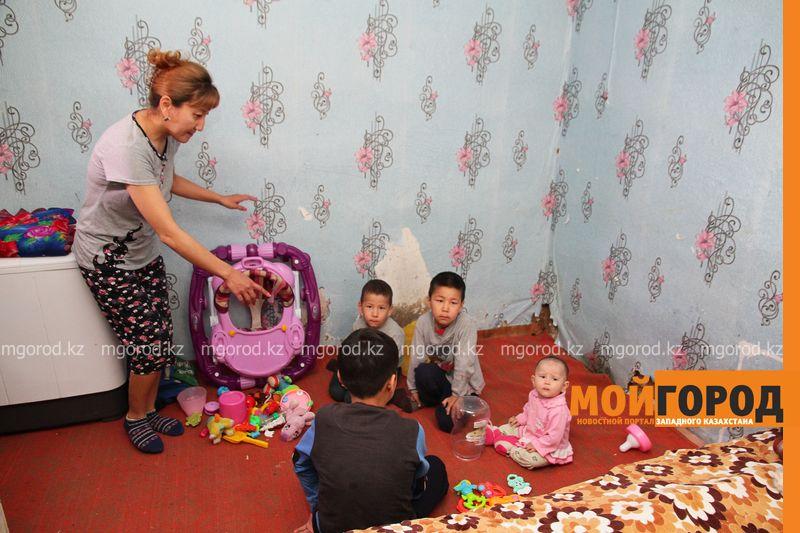 Новости Уральск - Многодетным семья в ЗКО бесплатно установили пожарные дымовые датчики