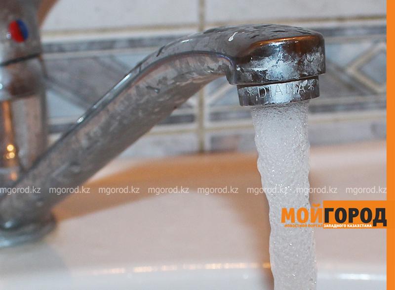 89% населения Акжайыкского района обеспечены питьевой водой 86,6% населения ЗКО обеспечены водопроводной водой