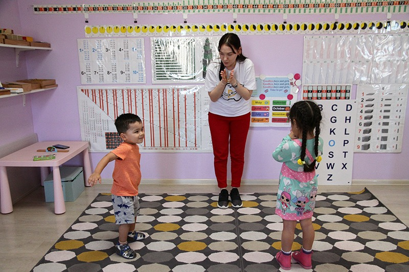 Новости Уральск - История успеха детей в «Бэби клуб»: английский и казахский языки с двух с половиной лет