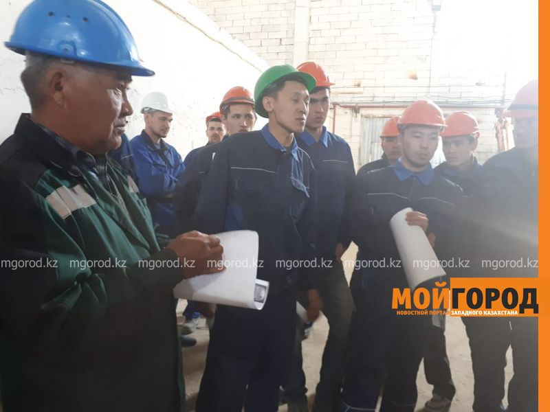 Новости Актобе - В Актобе рабочие завода по выпуску газобетона грозятся объявить голодовку
