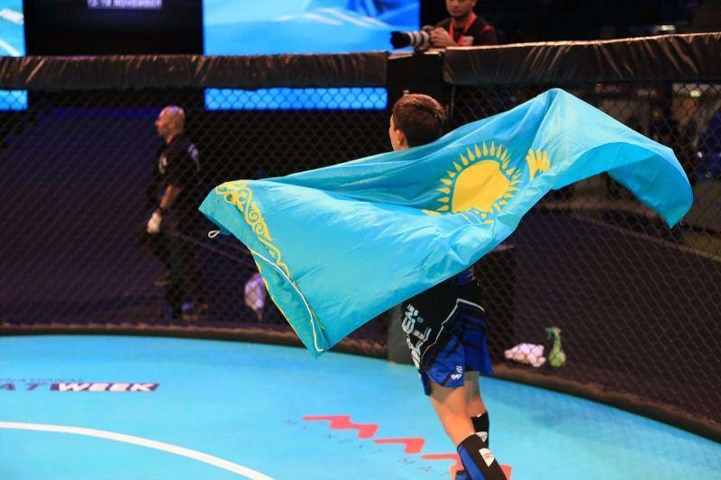 Новости Актау - Казахстан установил рекорд на чемпионате Азии по ММА