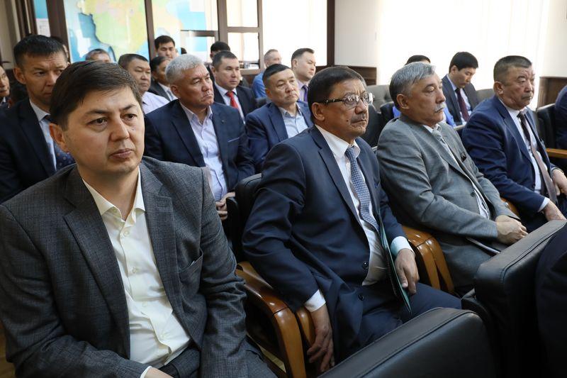 Новости Актобе - Назначены руководители двух управлений акимата Актюбинской области