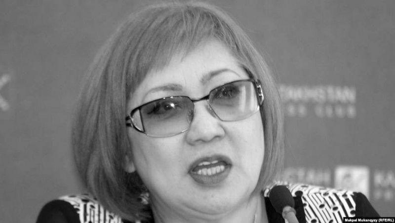 Новости - Умерла известная журналистка Розлана Таукина
