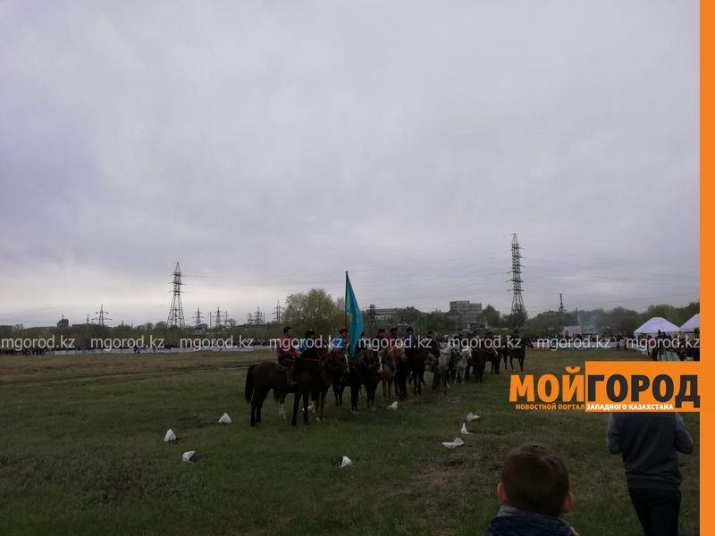 Новости Уральск - Чемпион Азии принял участие в турнире по национальным видам спорта
