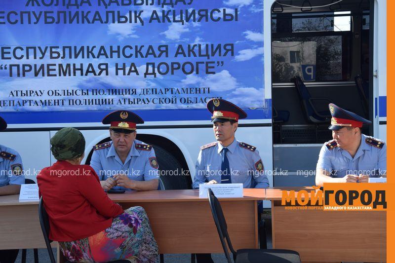 В Атырау запретят проезд грузового транспорта на улицах жилых домов