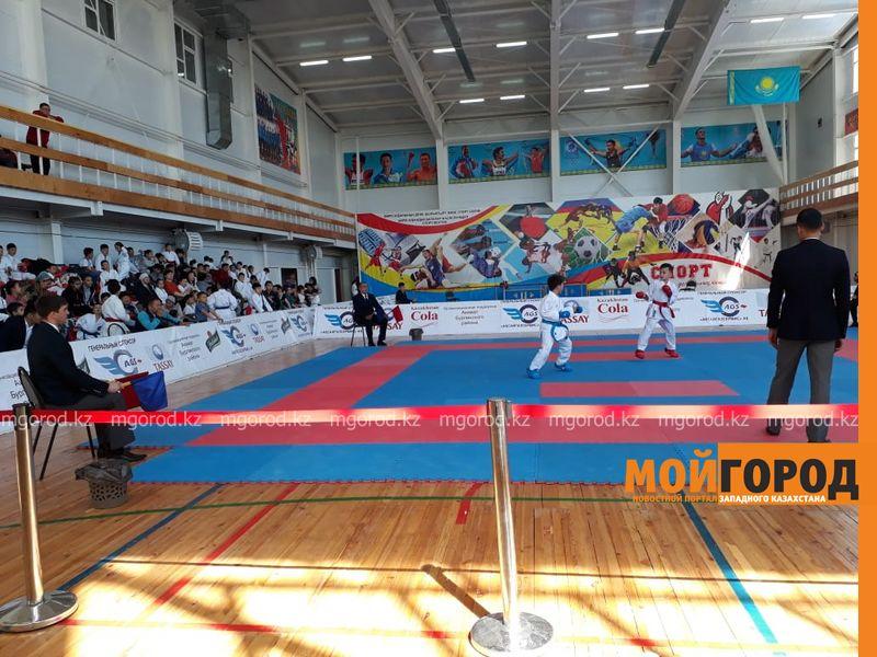 Новости Уральск - В Аксае проходит международный турнир по шито-рю карате-до