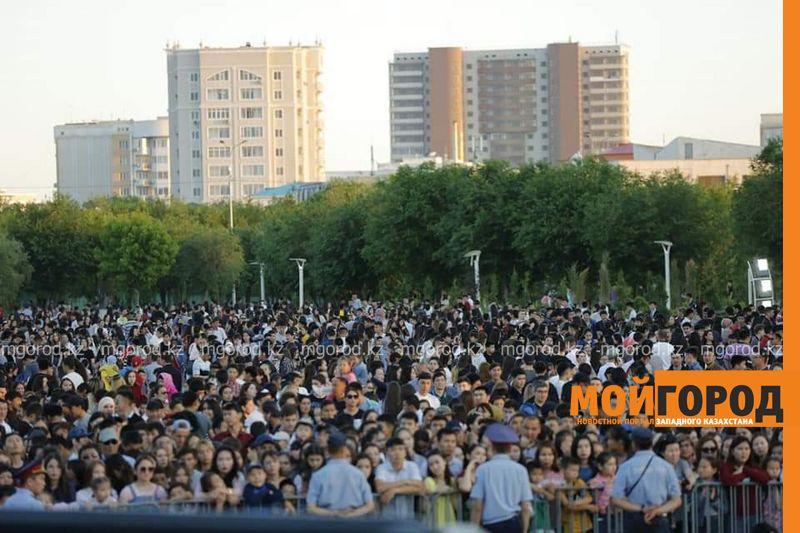 Новости Атырау - 10 тысяч зрителей собрал фестиваль боевых искусств в Атырау