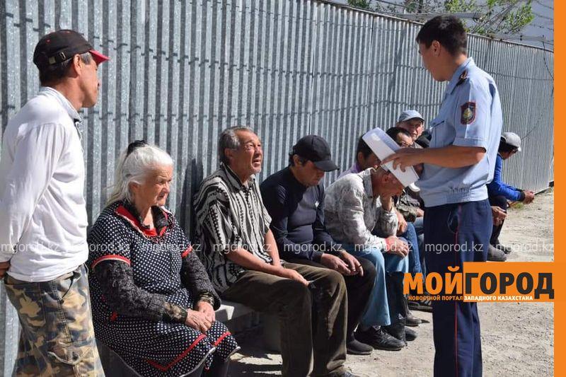 Новости Атырау - Бомжа с паспортом Советского Союза выявили в Атырау
