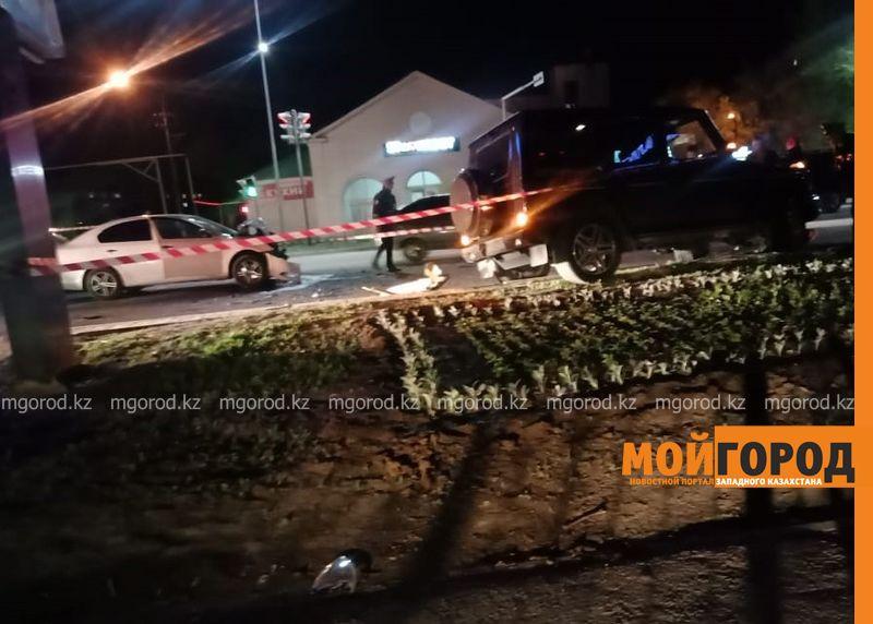 Новости Уральск - В Уральске три человека пострадали в ДТП