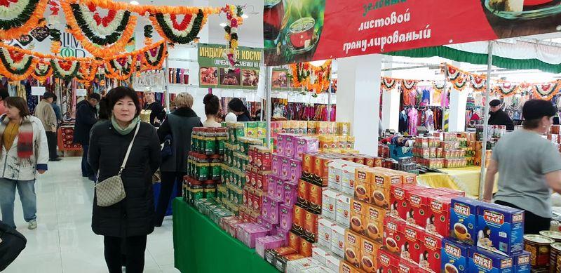 Индийская ярмарка-выставка вновь покоряет уральцев своей экзотичностью
