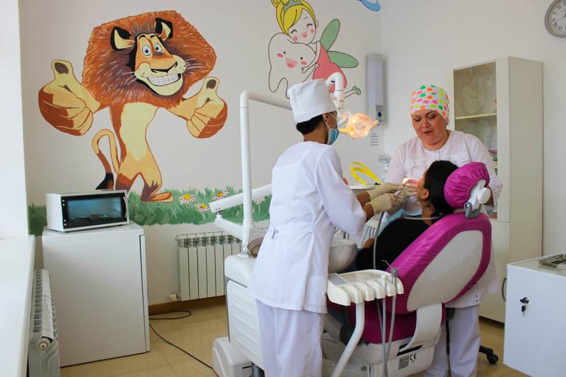 Новости Уральск - «Доктор Газизова» – территория красивых улыбок и здоровых зубов
