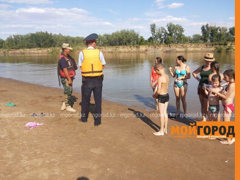 Четыре человека утонули в районе ЗКО