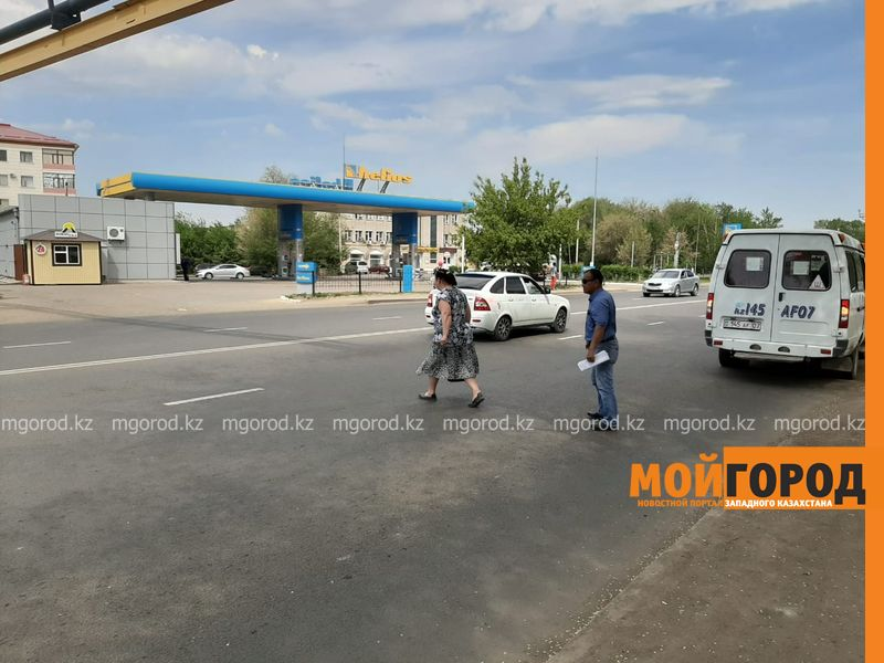Уральцы рискуют жизнью на несуществующих пешеходных переходах