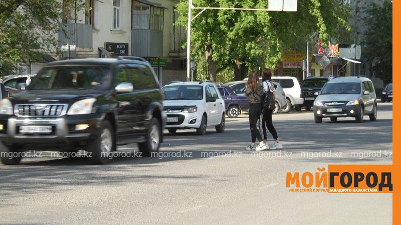 Новости Уральск - В Уральске произошло 10 ДТП по вине пешеходов