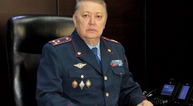 Главный полицейский Атырауской области отчитается перед населением