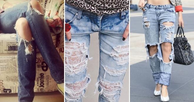 Новости Актау - Почему нельзя носить драную одежду