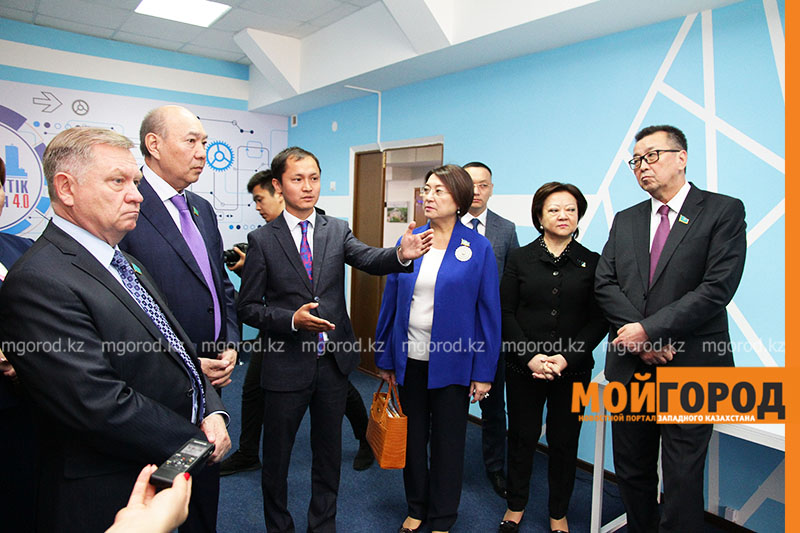 Депутатам сената Парламента РК представили новый проект по развитию бизнеса