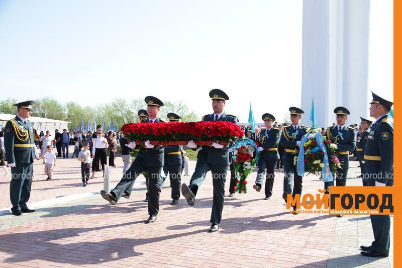 Празднование Дня Победы перенесли в Казахстане на год В Уральске отметили День Победы