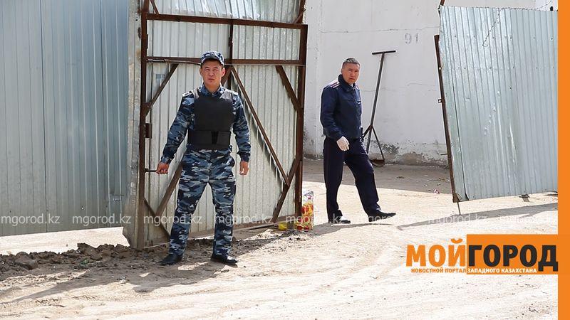 """Несколько заключенных """"строгача"""" в Уральске нанесли себе увечья"""