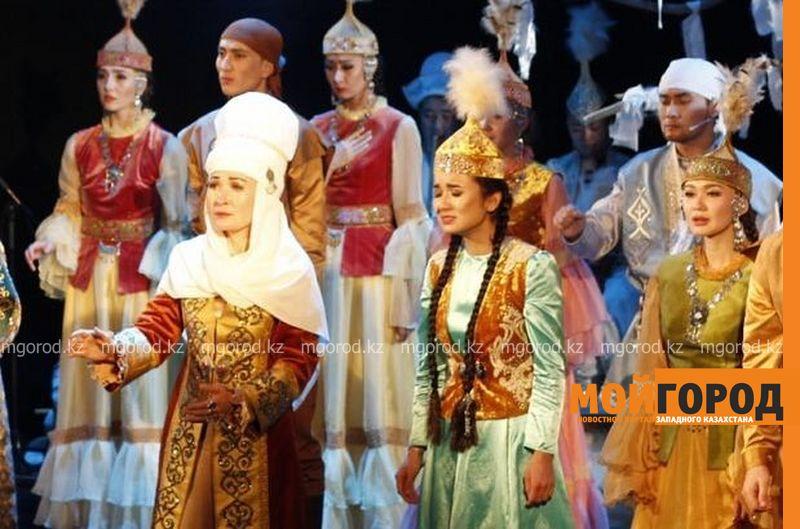 """В ЗКО начались гастроли театра """"Astana Musical"""""""