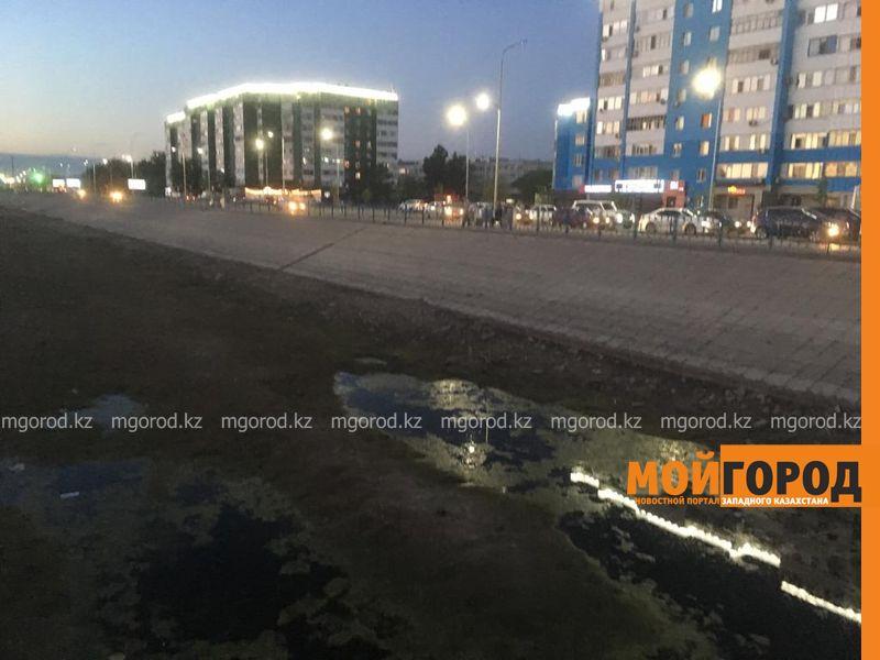 В Актобе дачники остались без воды, русла рек высыхают