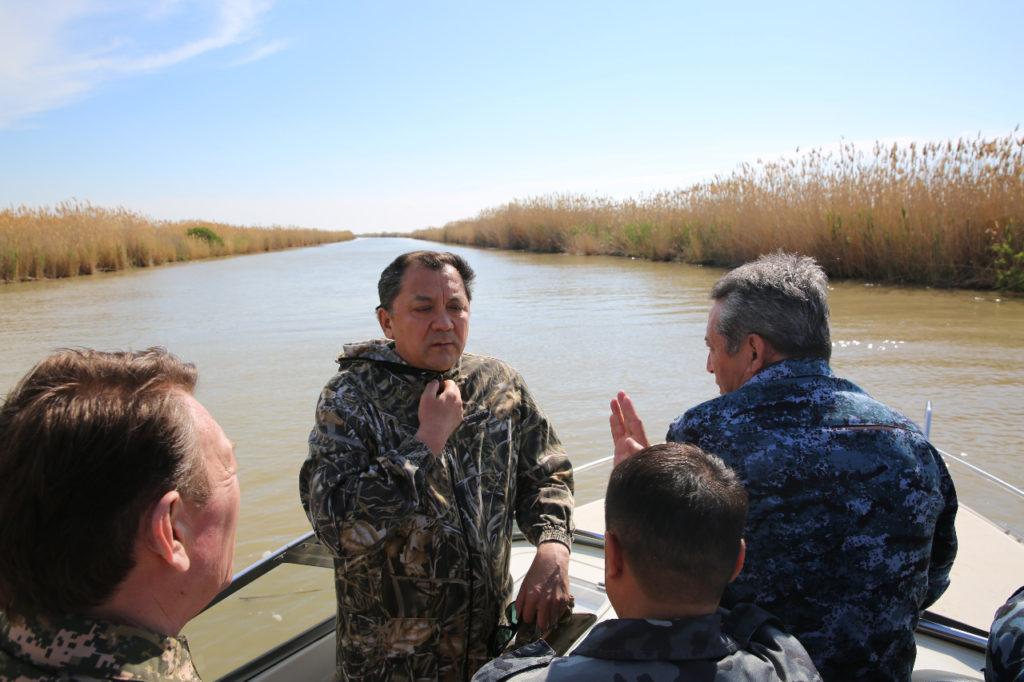 Новости Атырау - Не бывает урона природе значительного или незначительного - Нурлан Ногаев