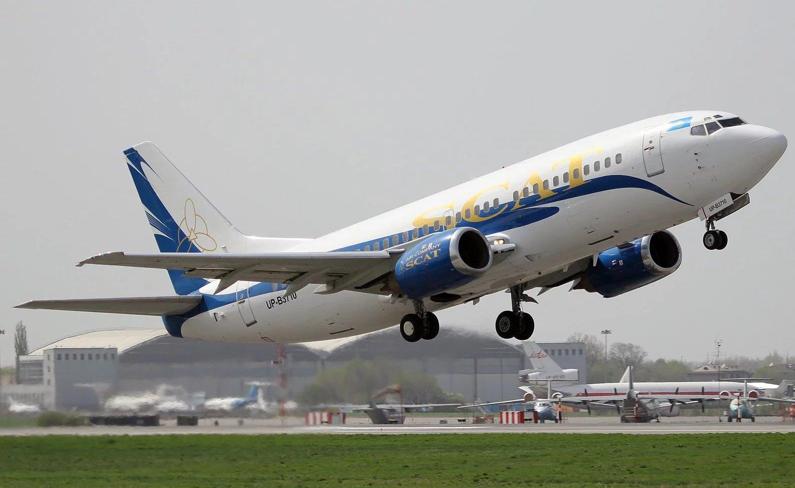 Новости Актау - Самолет кружил в небе 2 часа. Рейс Алматы - Актау совершил экстренную посадку