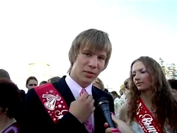 Новости Актау - От Натали до Шнура: как выглядели российские звезды на своем выпускном