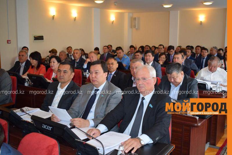 Новости Актобе - Актюбинских депутатов «кошмарит» от нарушений в бюджете