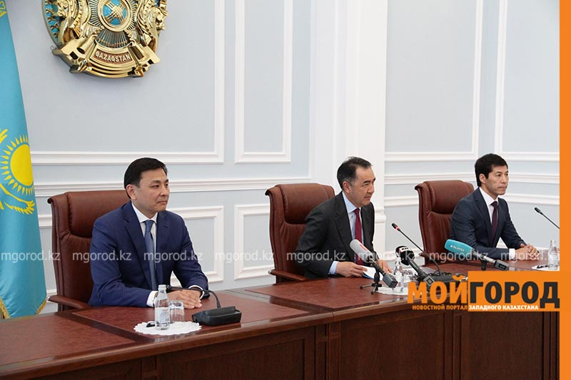 Новости Уральск - Акимом ЗКО назначен Гали Искалиев