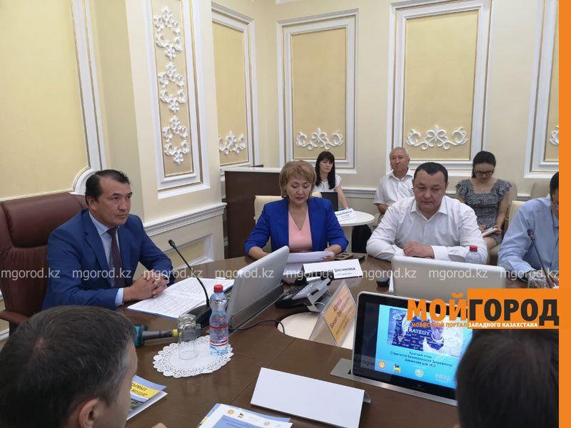 Новости Уральск - В ЗКО разработают стратегию по безопасности дорожного движения