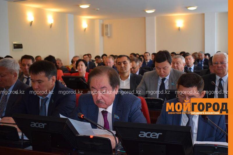 В Актобе депутат предложил подать в прокуратуру на бывшее руководство области