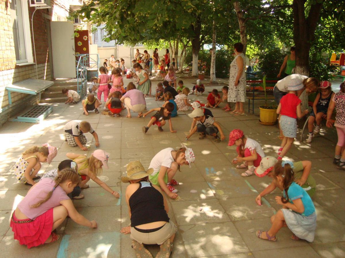Новости Актау - 8 причин водить ребенка летом в садик