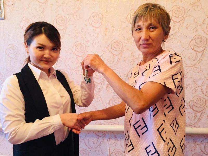 Программу «Моментальное приобретение жилья» предлагает «Свой ДОМ kz»