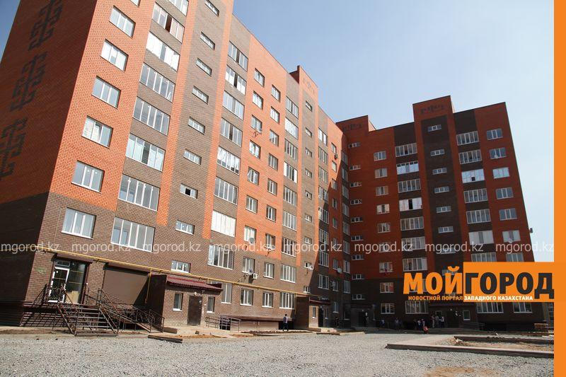 Полгода без газа живут владельцы квартир в новостройке в Уральске