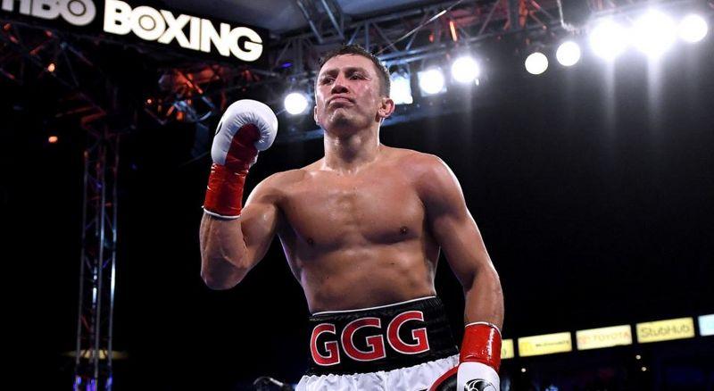 Геннадий Головкин нокаутировал боксёра из Канады