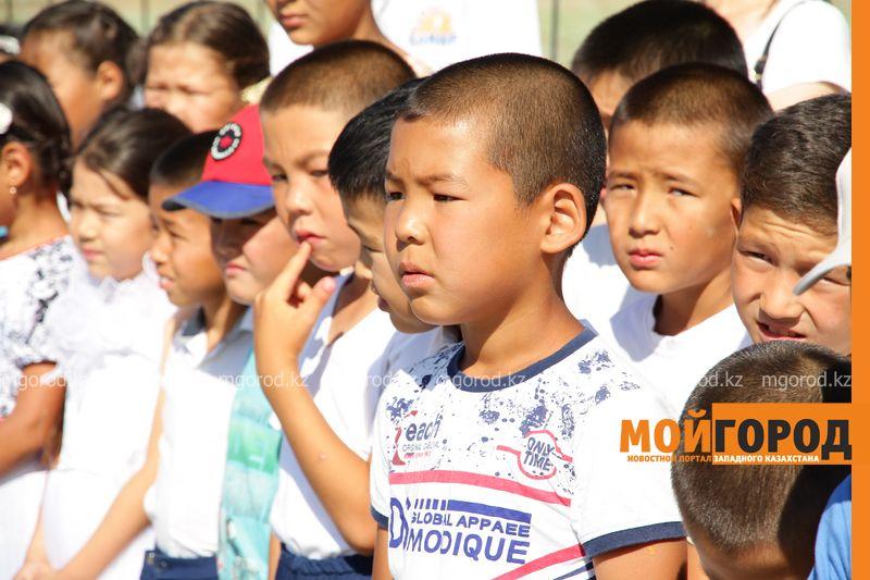 Летний лагерь «Жасулан» для школьников открыли в селе ЗКО