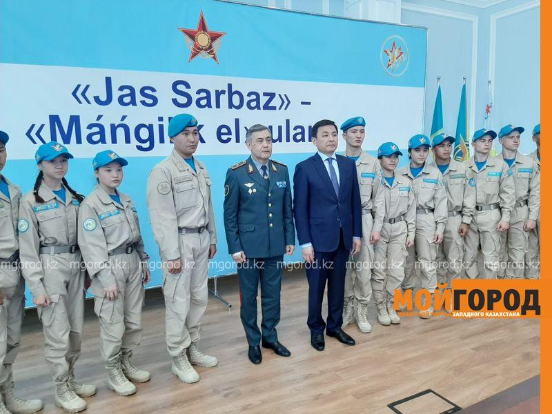 Новости Уральск - ЗКО посетил министр обороны РК