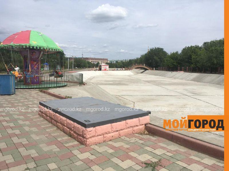 Новости Актобе - В Актобе угробили парк имени Первого Президента - депутаты облмаслихата