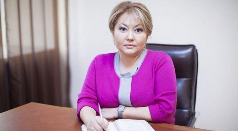 Новости - Арестована вице-министр Эльмира Суханбердиева