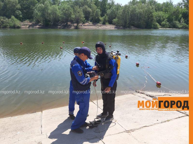 Мужчина утонул во время рыбалки в ЗКО