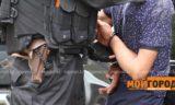 18 человек задержали полицейские на площади в Уральске