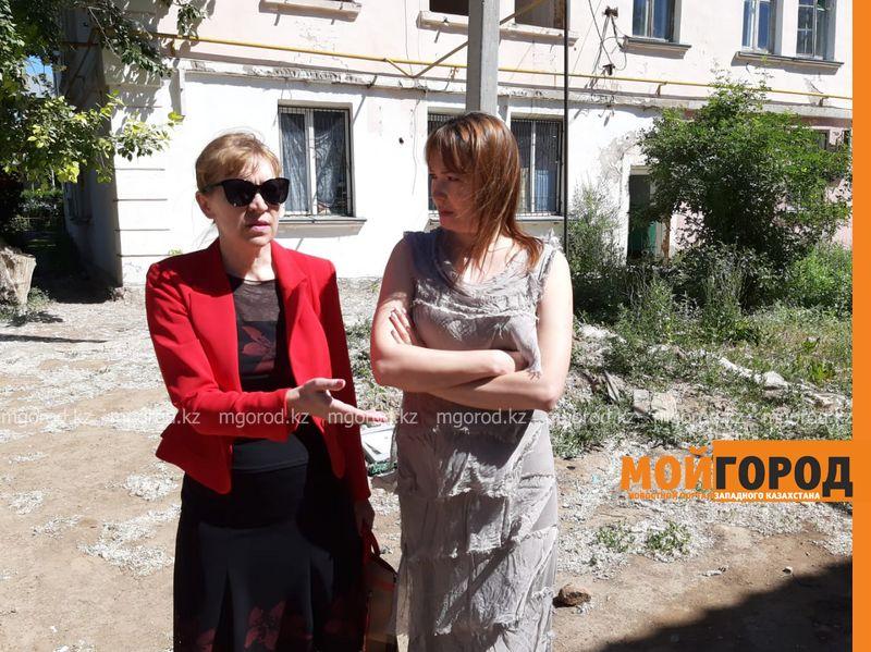Снос домов без согласия жителей начали в Уральске