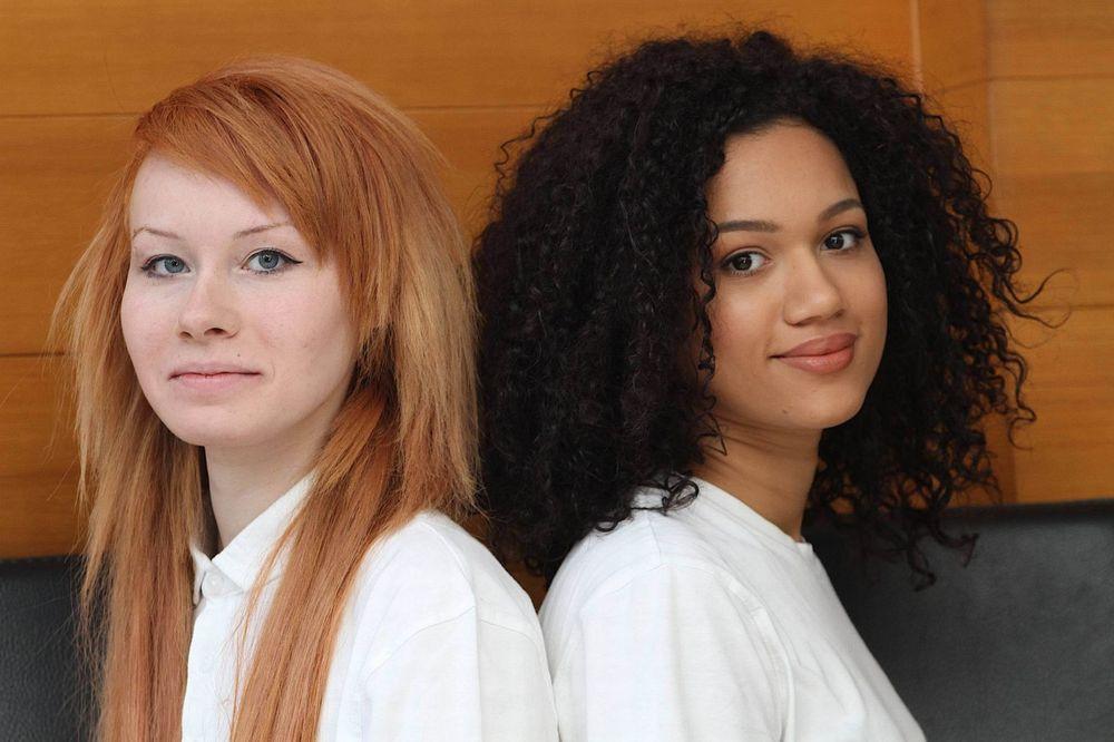 Новости Актау - Близнецы с разным цветом кожи. Что произошло за 20 лет (фото)