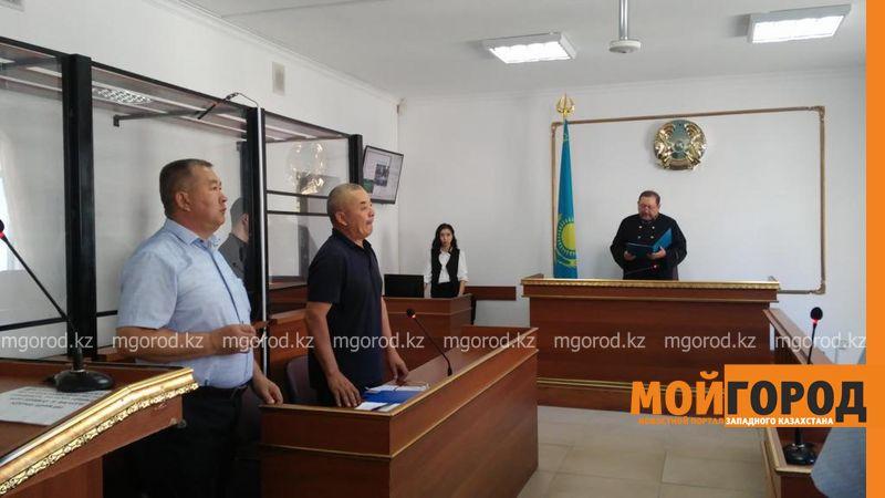 В Актобе начался суд над школьником, который зарезал сверстника